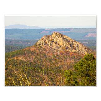 Forked Mountain, Arkansas Photo Print