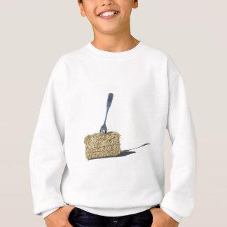 ForkInBaleOfHay061315.png Sweatshirt