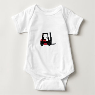 Forklift Baby Bodysuit