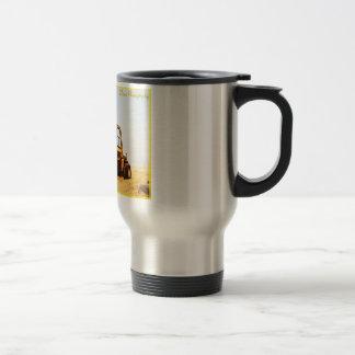 Forklift Coffee Thermal Travel Mug