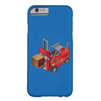 Forklift, Kids Pallet Truck Design Barely There iPhone 6 Case