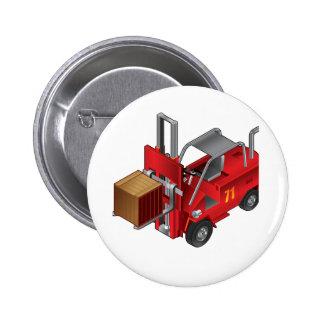 Forklift, Kids Pallet Truck Design Pin