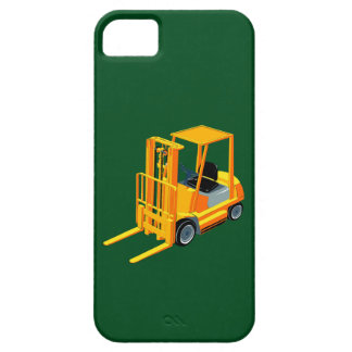 Forklift, Kids Pallet Truck Design iPhone SE/5/5s Case