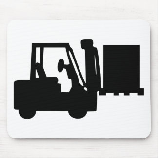 Forklift Mouse Pad