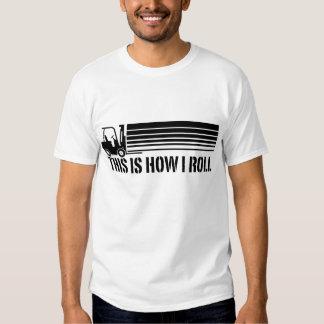 Forklift Operator Shirt