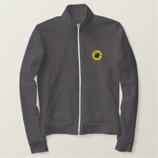 Forklift Patch Embroidered Jacket