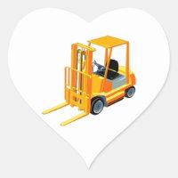 Forklift Truck (a.k.a. Lift Truck/Fork Truck)