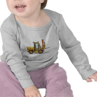 Forklift Truck Baby T-Shirt