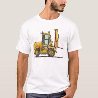 Forklift Truck Construction Apparel T-Shirt