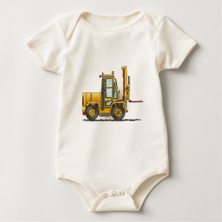 Forklift Truck Infant Creeper