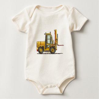 Forklift Truck Infant Creeper