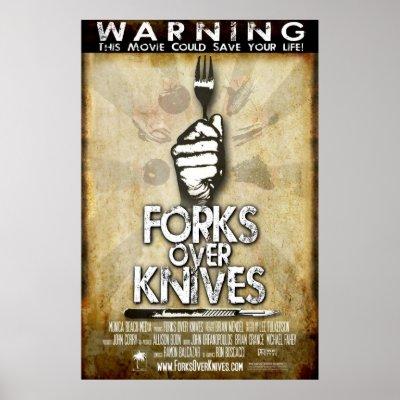 FORKS OVER KNIVES Poster All