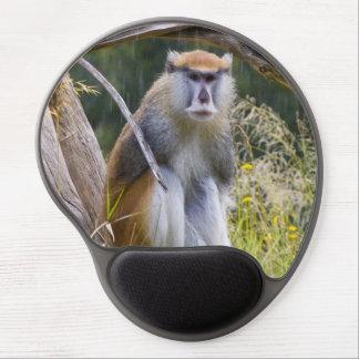 Forlorn Patas Monkey Gel Mouse Pad