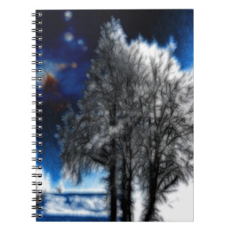 Forlorn Sovereign Spiral Notebooks