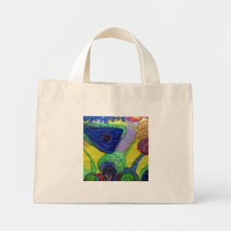 Form and Colour Mini Tote Bag
