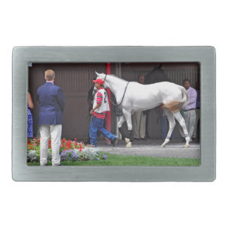 Form Fitting Filly by Tapit Rectangular Belt Buckles