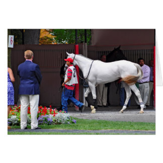 Form Fitting Filly by Tapit Card