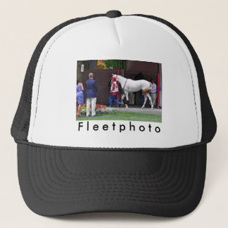 Form Fitting Filly by Tapit Trucker Hat
