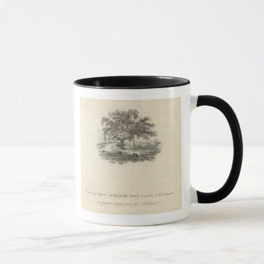 Form in which William Penn Mug