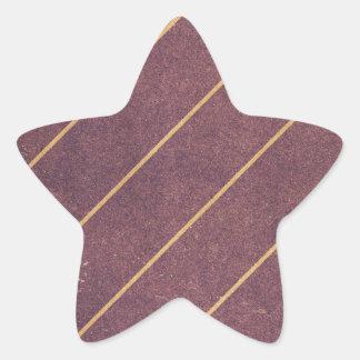 Forma 1 colcomanias forma de estrellas