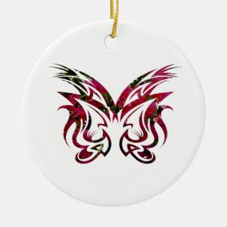 Forma de la mariposa de la vela del diseño 1 de la adorno para reyes