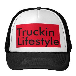 Forma de vida de Truckin Gorro De Camionero