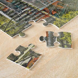 Forma de vida San Francisco céntrico de Transameri Puzzle