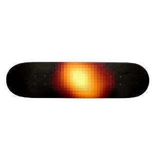 Forma del fútbol de Mira roja de la estrella gigan