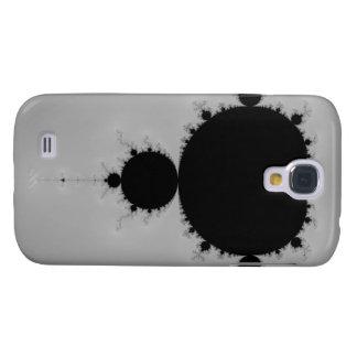 Forma determinada del fractal de Mandelbrot Funda Para Galaxy S4