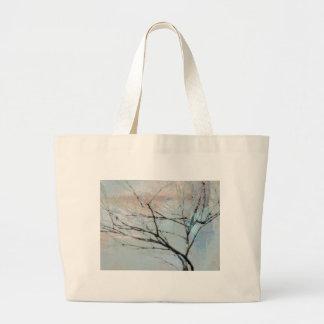 Forma hivernal del árbol bolsa