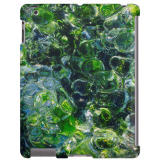 Formación de hielo en las sierras funda para iPad