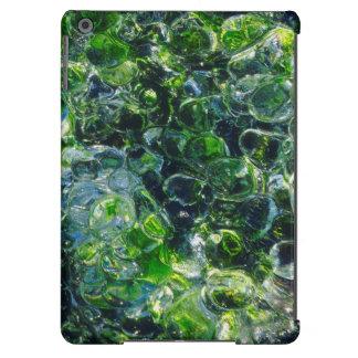 Formación de hielo en las sierras funda para iPad air