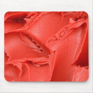 Formación de hielo roja - Mousepad