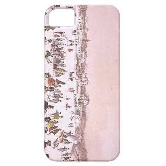 Formación de hielo SUPERIOR Funda Para iPhone SE/5/5s