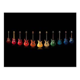 Formación de la guitarra postal