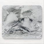 Formación de la nube sobre el Mar Negro Mouse Pads