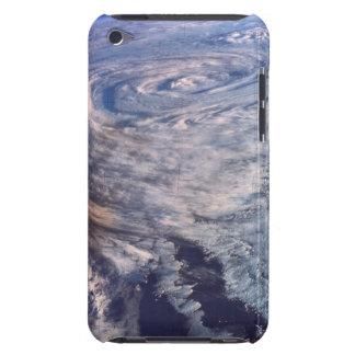 Formación de la tormenta cubierta para iPod de barely there