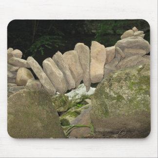 Formación de roca alfombrilla de ratones