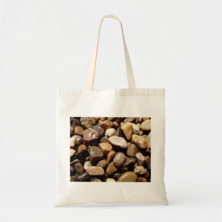 Formación de roca hermosa bolsa tela barata