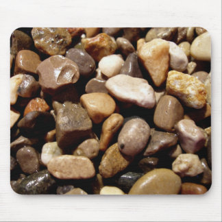 Formación de roca hermosa mouse pads