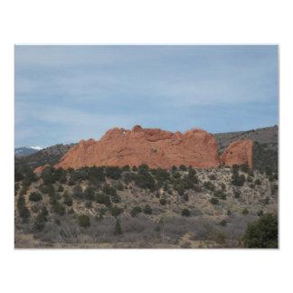 Formación de roca comunicados personalizados