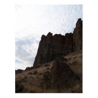 Formación de roca postal