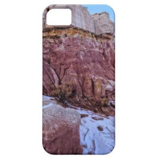 Formación de roca roja iPhone 5 coberturas