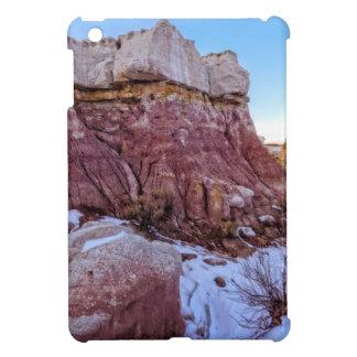 Formación de roca roja