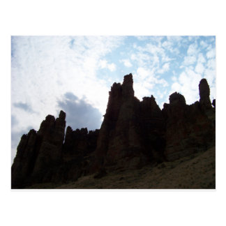 Formación de roca tarjetas postales