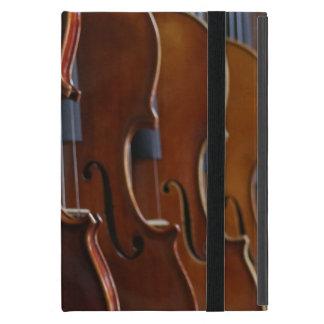 Formación del violín iPad mini carcasas