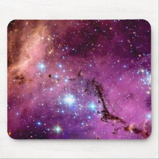 Formación estelar de LHA 120-N11 Alfombrillas De Ratón