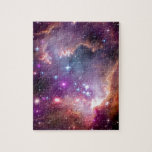 Formación estelar de NGC 602 Puzzle