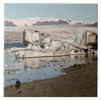 Formaciones 2 del iceberg azulejo cerámica