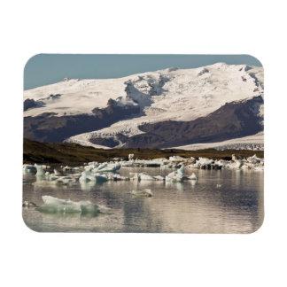 Formaciones 3 del iceberg iman rectangular